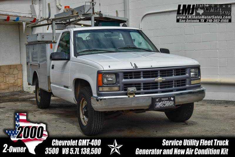 Chevrolet C/K 3500 2000 $5950.00 incacar.com