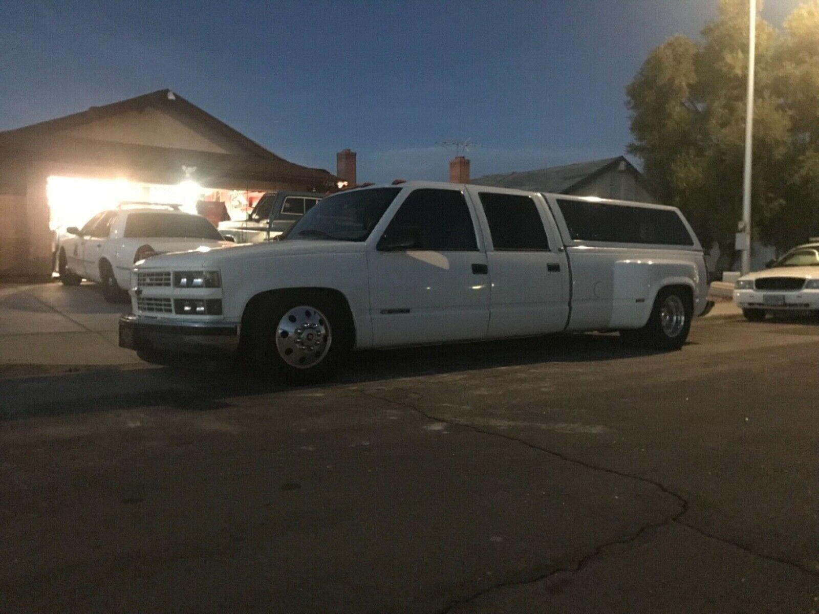 Chevrolet C/K 3500 1996 $15000.00 incacar.com