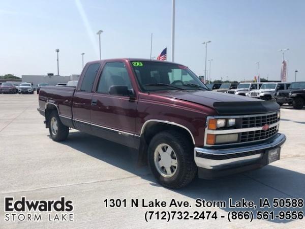 Chevrolet C/K Truck 1997 $2285.00 incacar.com