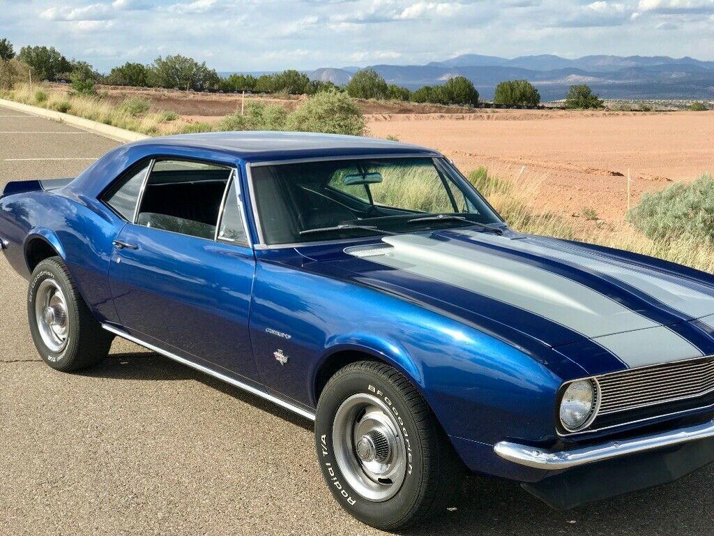 Chevrolet Camaro 1967 $25000.00 incacar.com