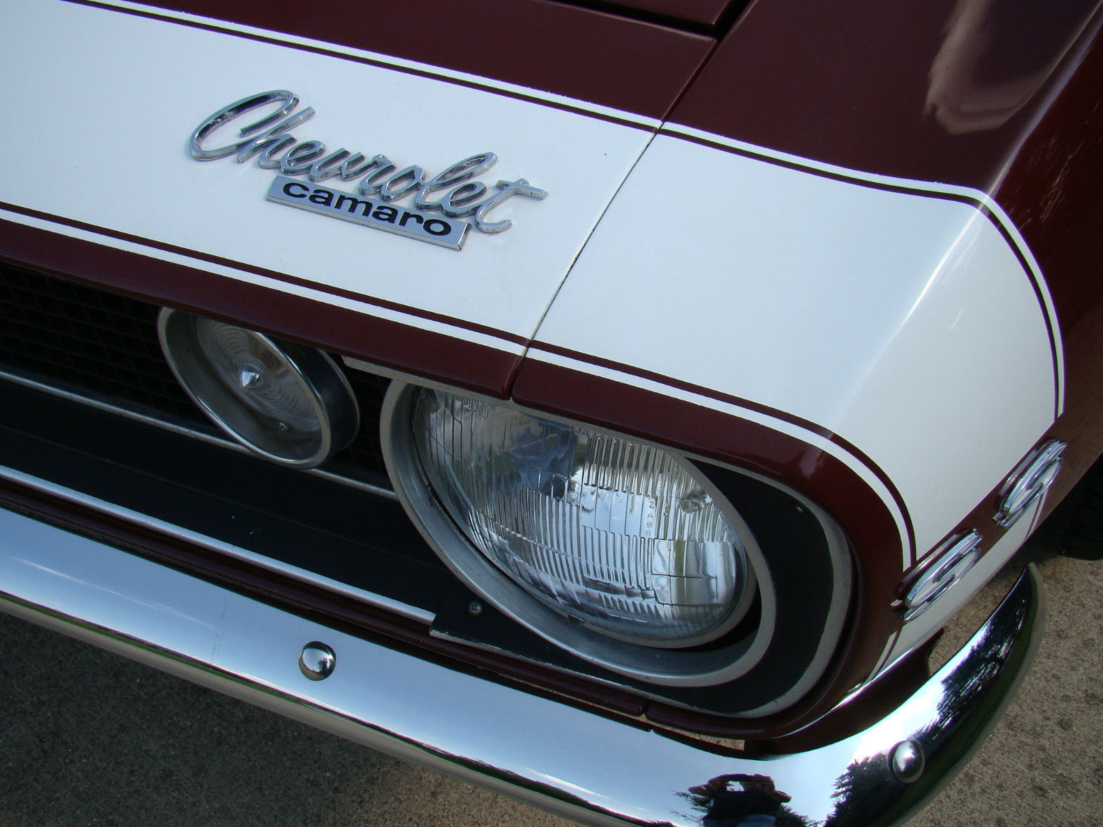Chevrolet Camaro 1967 $25750.00 incacar.com