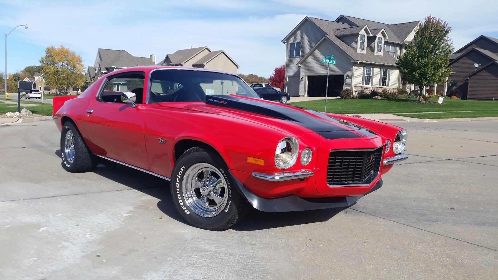 Chevrolet Camaro 1971 $27000.00 incacar.com