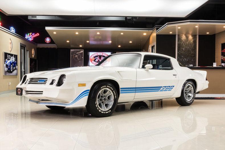 Chevrolet Camaro 1981 $39900.00 incacar.com