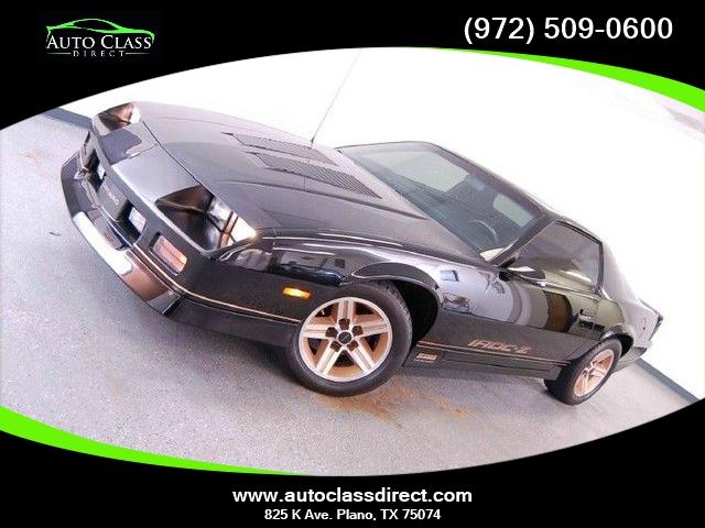 Chevrolet Camaro 1985 $22788.00 incacar.com