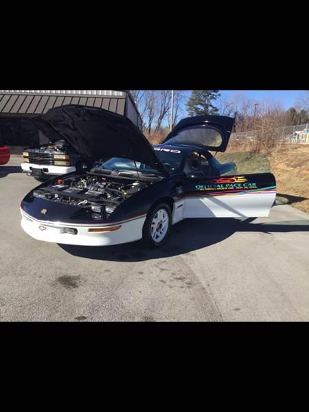 Chevrolet Camaro 1993 $15995.00 incacar.com