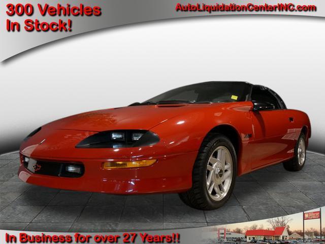 used Chevrolet Camaro 1994 vin: 2G1FP22P3R2195463