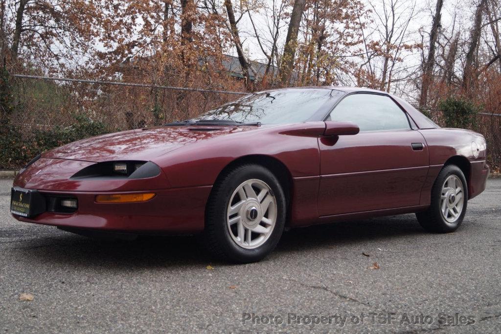 used Chevrolet Camaro 1995 vin: 2G1FP22S0S2150524
