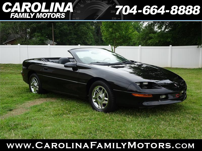 Chevrolet Camaro 1996 $12998.00 incacar.com