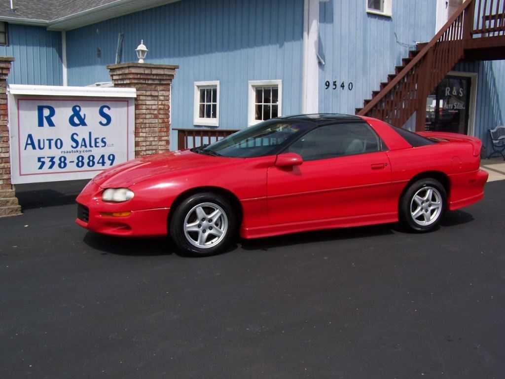 Chevrolet Camaro 1999 $3995.00 incacar.com