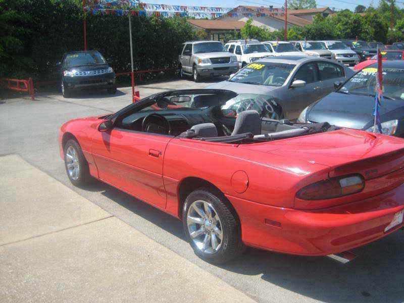 Chevrolet Camaro 1999 $6995.00 incacar.com