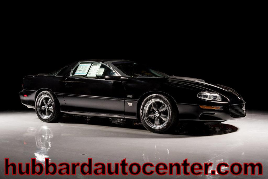 Chevrolet Camaro 2001 $43000.00 incacar.com