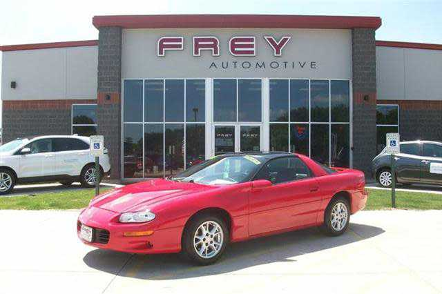 Chevrolet Camaro 2001 $5995.00 incacar.com