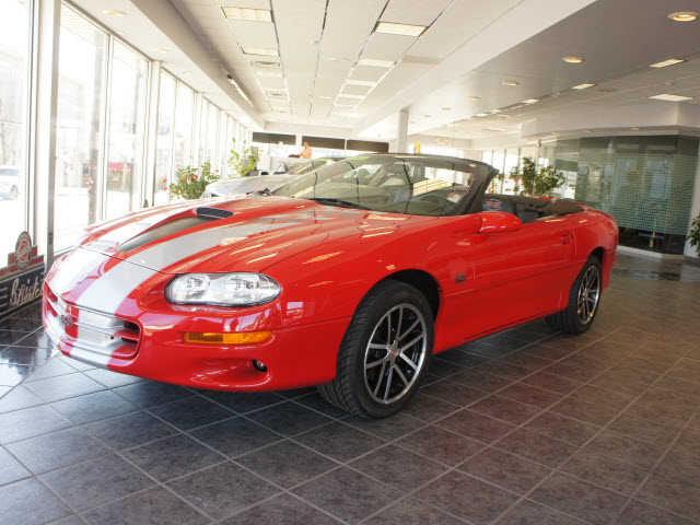 Chevrolet Camaro 2002 $29777.00 incacar.com