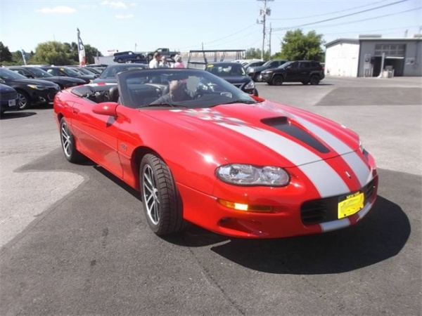 Chevrolet Camaro 2002 $22995.00 incacar.com