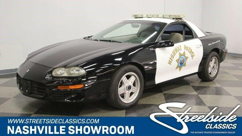 Chevrolet Camaro 2002 $16995.00 incacar.com