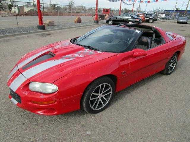 Chevrolet Camaro 2002 $9500.00 incacar.com