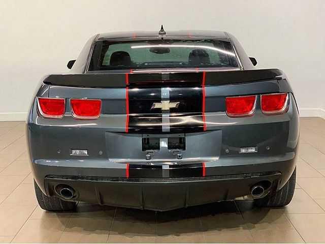 used Chevrolet Camaro 2010 vin: 2G1FB1EV2A9172030