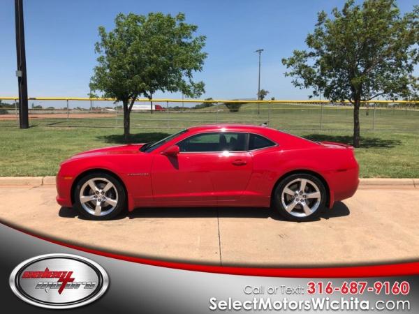 Chevrolet Camaro 2010 $21999.00 incacar.com