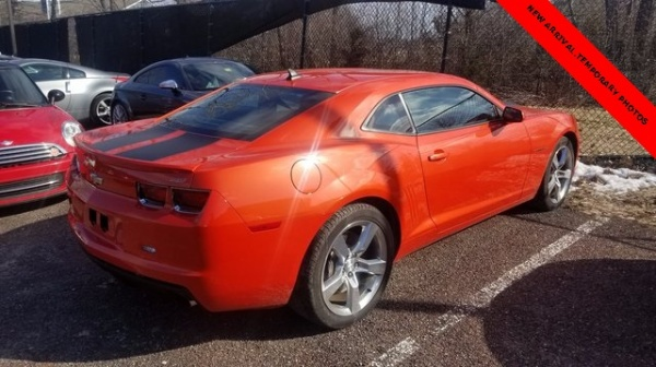 used Chevrolet Camaro 2010 vin: 2G1FT1EW9A9138396