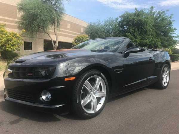 Chevrolet Camaro 2012 $250000.00 incacar.com