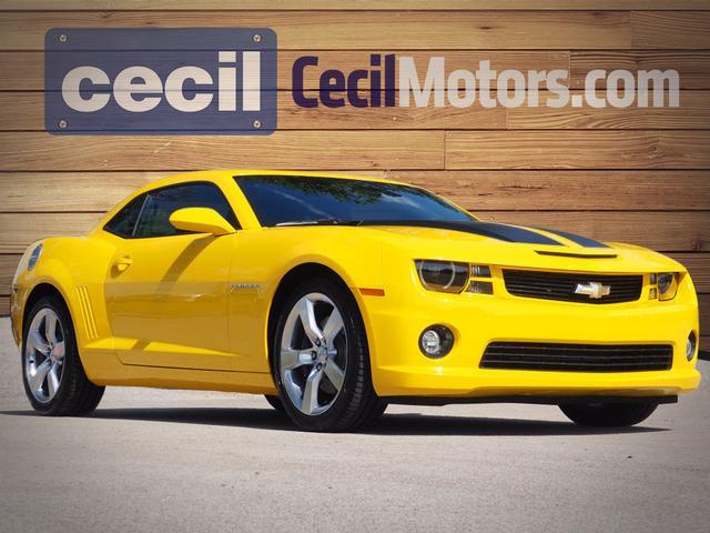 Chevrolet Camaro 2012 $27449.00 incacar.com