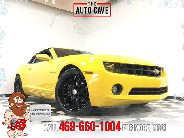 Chevrolet Camaro 2012 $10888.00 incacar.com
