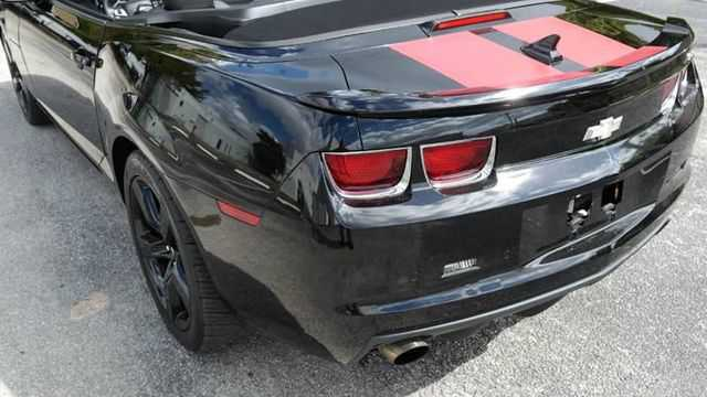 Chevrolet Camaro 2012 $13499.00 incacar.com