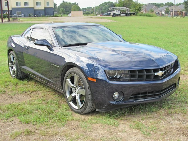 Chevrolet Camaro 2012 $14800.00 incacar.com