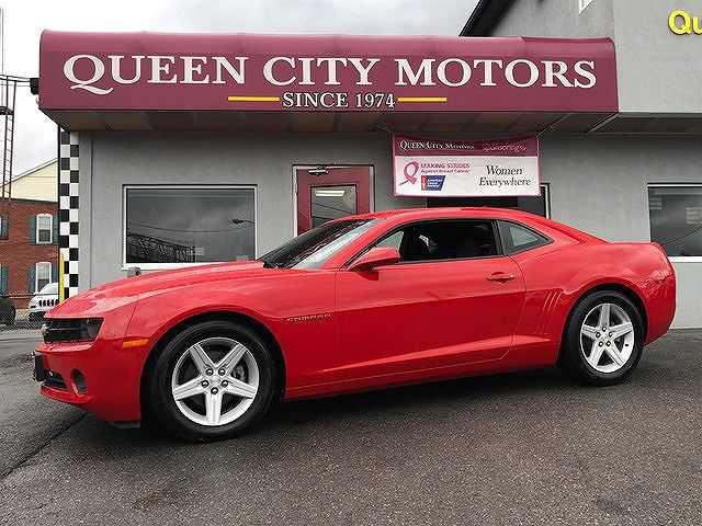 Chevrolet Camaro 2012 $15900.00 incacar.com