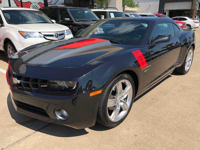 Chevrolet Camaro 2012 $13995.00 incacar.com
