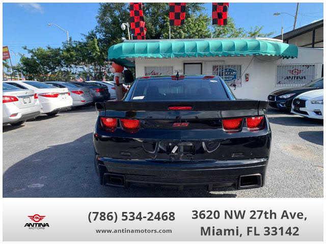 Chevrolet Camaro 2013 $13400.00 incacar.com