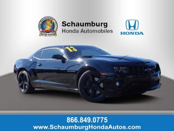 Chevrolet Camaro 2013 $24980.00 incacar.com