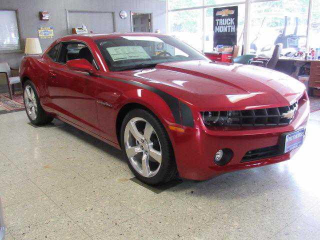 Chevrolet Camaro 2013 $23998.00 incacar.com