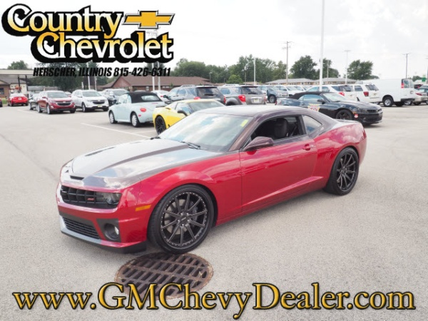 used Chevrolet Camaro 2013 vin: 2G1FK1EJ6D9163719