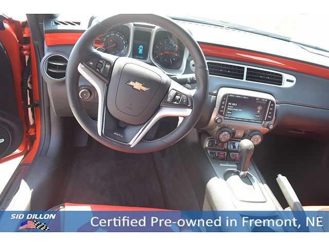 Chevrolet Camaro 2013 $33799.00 incacar.com