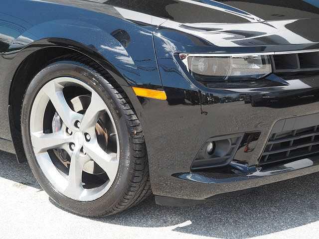 Chevrolet Camaro 2014 $24995.00 incacar.com