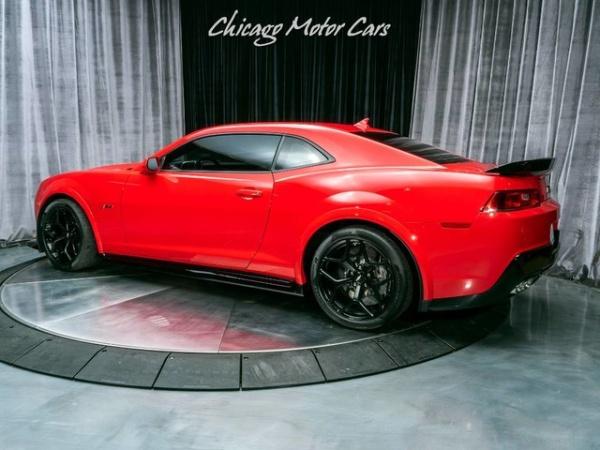 Chevrolet Camaro 2014 $49800.00 incacar.com