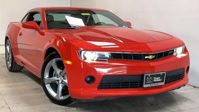 Chevrolet Camaro 2014 $17991.00 incacar.com