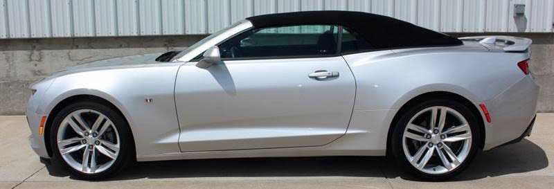 Chevrolet Camaro 2016 $36950.00 incacar.com
