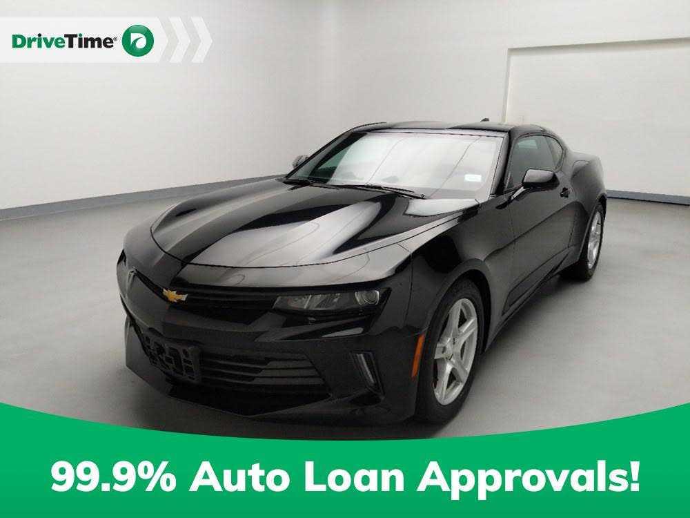 Chevrolet Camaro 2017 $22897.00 incacar.com