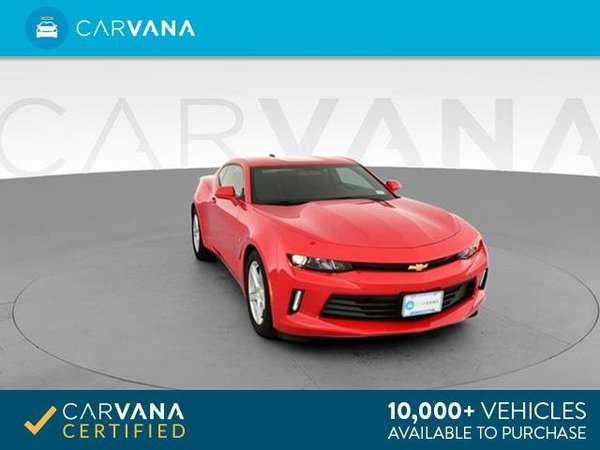 Chevrolet Camaro 2017 $21500.00 incacar.com