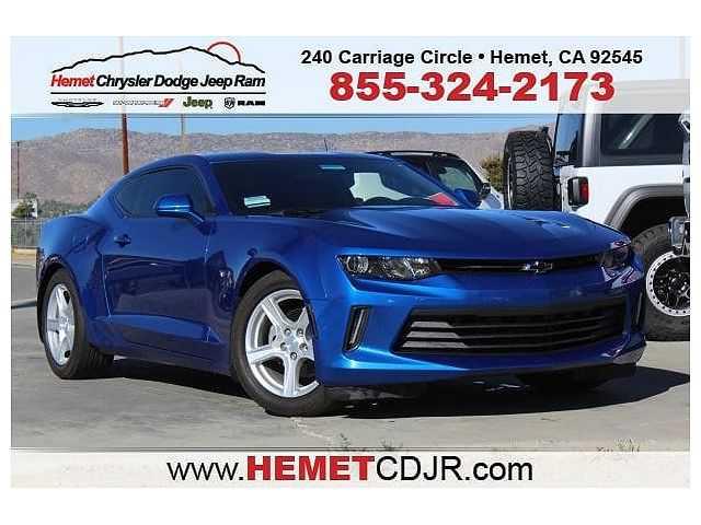 Chevrolet Camaro 2017 $22971.00 incacar.com