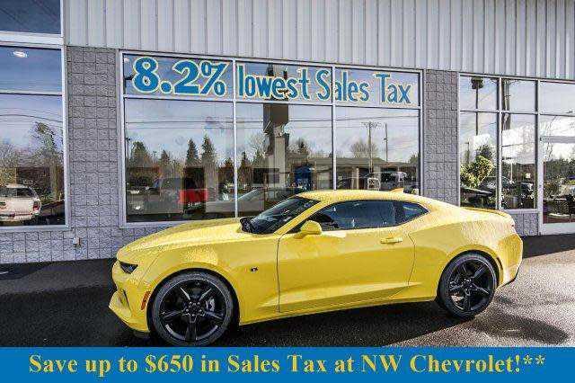 Chevrolet Camaro 2018 $28580.00 incacar.com