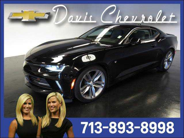 used Chevrolet Camaro 2018 vin: 1G1FB1RS8J0151936