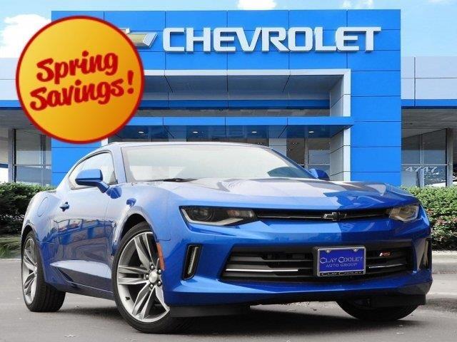 Chevrolet Camaro 2018 $26286.00 incacar.com