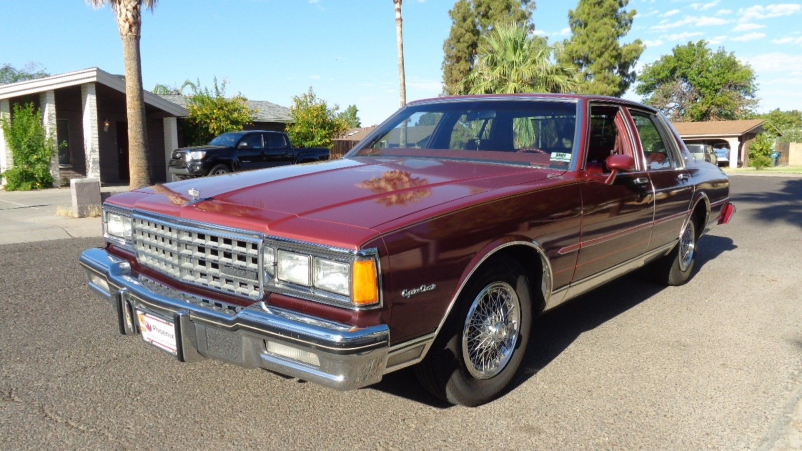 1984 Chevrolet Caprice $5051 50 for sale in Phoenix, AZ
