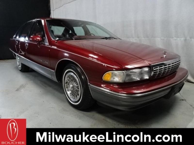 Chevrolet Caprice 1991 $9987.00 incacar.com