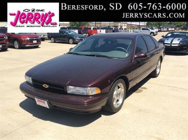 Chevrolet Caprice 1995 $15992.00 incacar.com