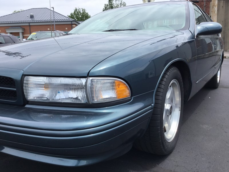 1995 Chevrolet Caprice $16990 00 for sale in Mount Vernon