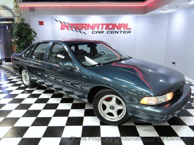 Chevrolet Caprice 1995 $11990.00 incacar.com